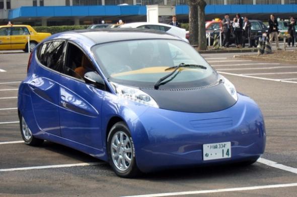 Электромобиль SIM-WIL