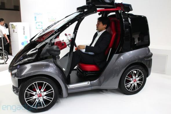 Smart Insect Toyota