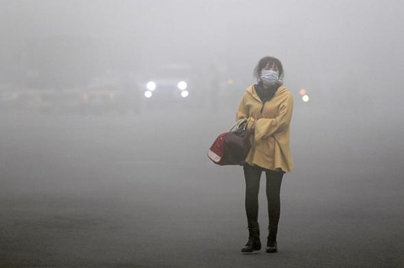 Электромобили избавят Китай от смога