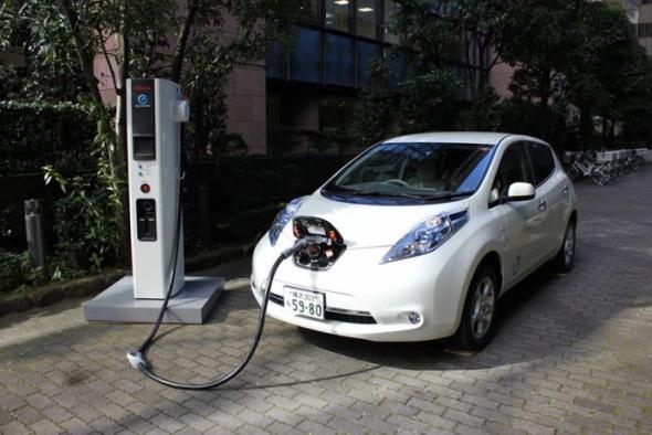 Электромобиль на прокат в Эстонии