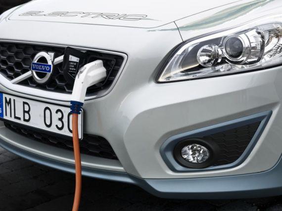 Volvo делает кузов электромобиля аккумулятором