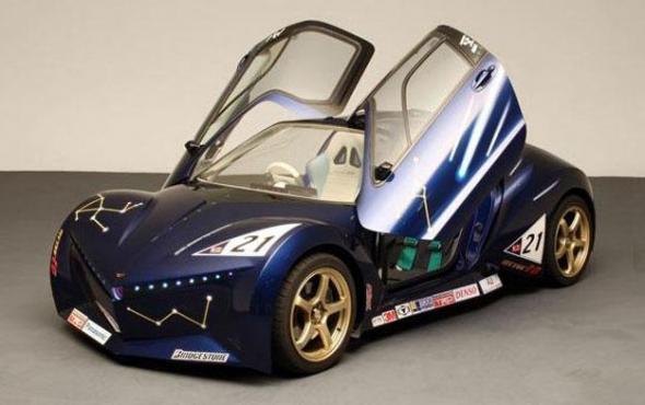 Электромобиль TES-ERA EV