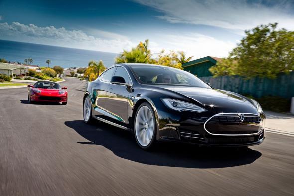 Конкурент Tesla Model S