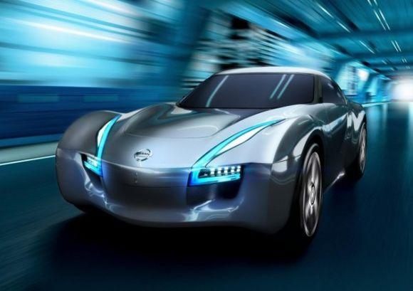 Выглядит как автомобиль будущего
