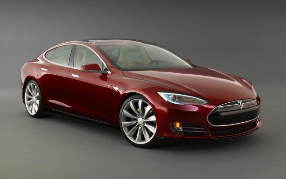 История электромобиля Тесла