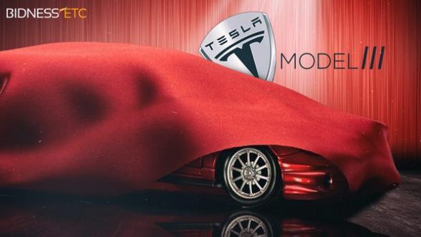 Электромобиль Tesla Motors Model D
