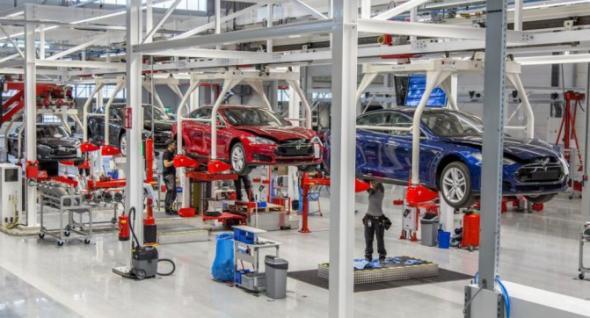 Tesla Motors в Тилбурге