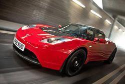 Электромобиль Tesla Roadster : дефект — утка?