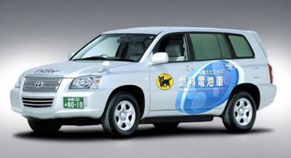 Toyota переведет модели на водород