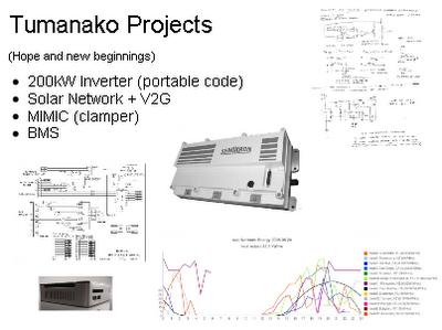 Проект Tumanako