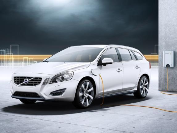 Гибрид Volvo V60 обзаведется настоящим звуком