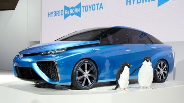 Авто на водороде