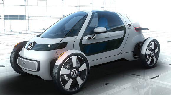 Вот так должен выглядеть настоящий автомобиль будущего