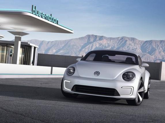 Электромобиль Volkswagen Beetle E-Bugster