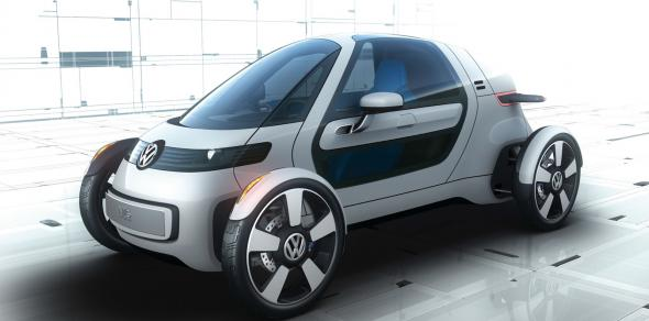 Электромобиль Volkswagen Nils