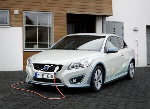 Электромобиль C30 Electric