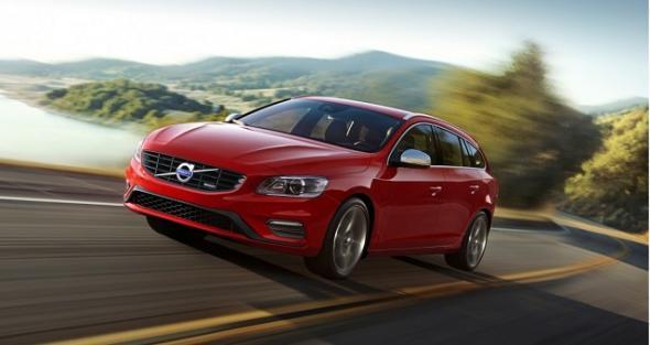 Гибрид Volvo V60 Plug-in Hybrid R-Design