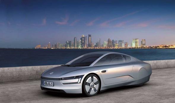 Гибриды от Audi и Volkswagen с малым расходом топлива