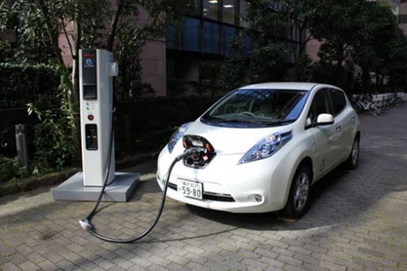 новая система зарядки АКБ электромобилей