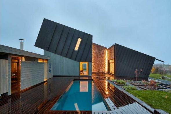 ZEB PilotHouse электрический дом