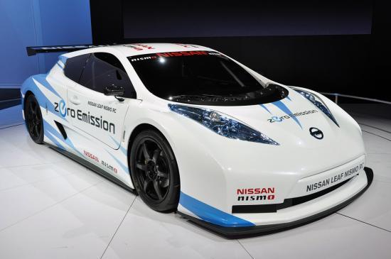 Nissan Leaf Nismo 1