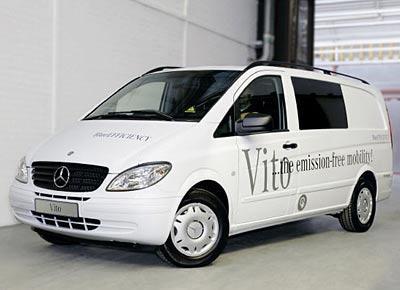 MB Vito E-Cell 1