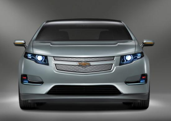 Chevrolet Volt 004