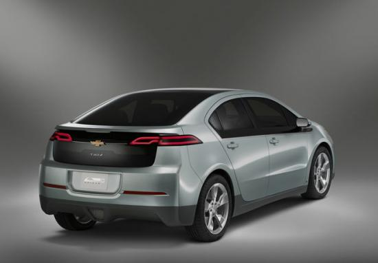 Chevrolet Volt 005