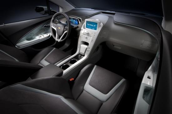 Chevrolet Volt 007