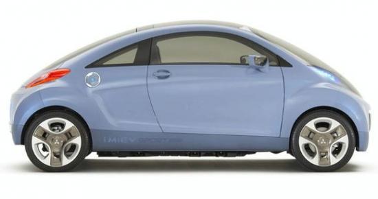 mitsubishi I MIEV Sport-Air-Concept-Geneva-014
