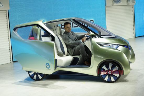Nissan Pivo3