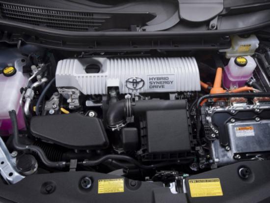 Toyota Prius Hatchback 5 door 2011