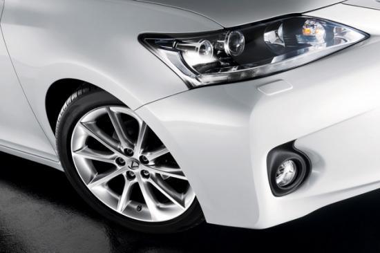 Lexus CT 200h 019
