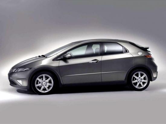 Honda civic 5d ext 7