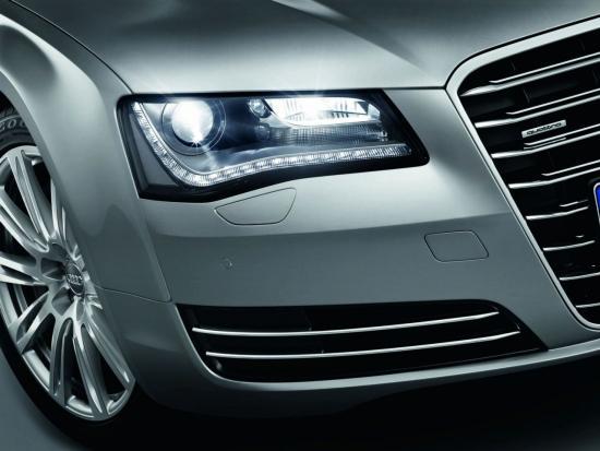 2011 Audi A8 45