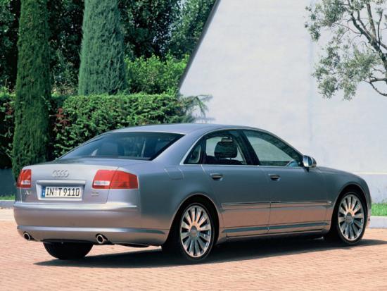 Audi A8 Sedan 2003