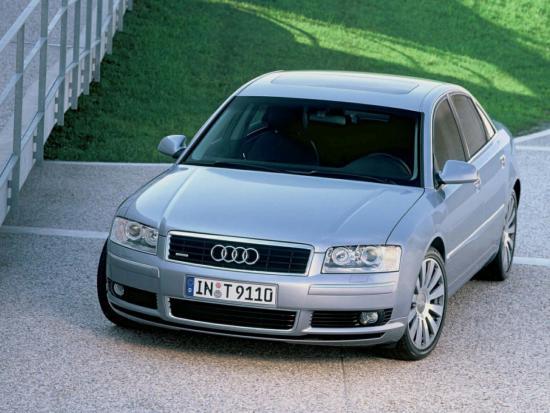 Audi A8 Sedan 20031