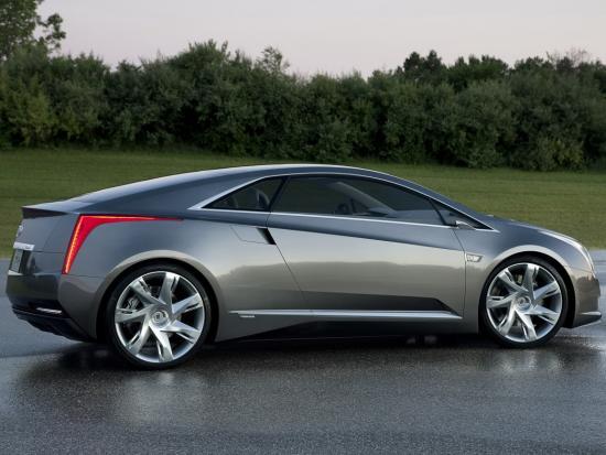 Auto Prototypes   Concept cars Cadillac-Converj-ELR-Concept 031834