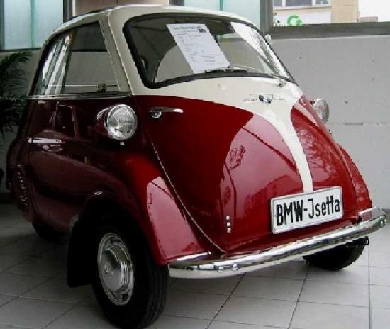 BMW-Isetta-1960