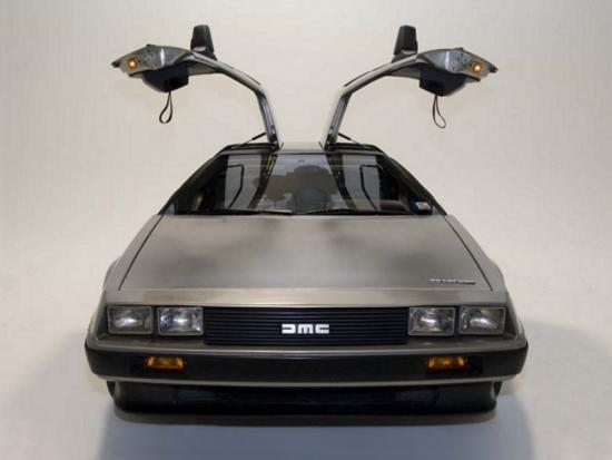 6984 delorean dmc 12