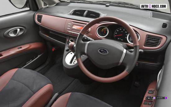 Subaru R1e 2010 2