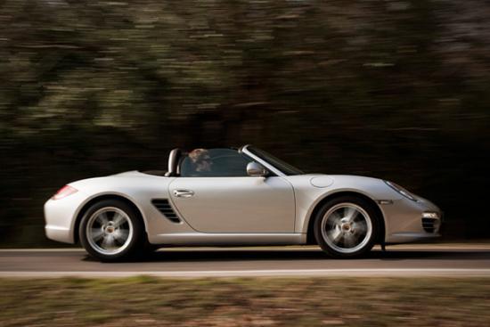 Porsche Boxter 3