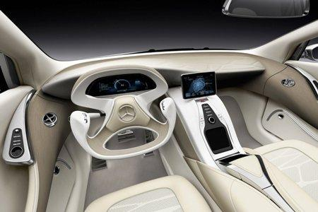 Mercedes-Benz F800 Style Concept 2010 v2n