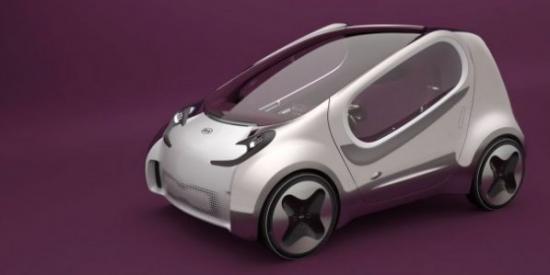 Kia announced electric Pop concept ready for Paris Auto Show
